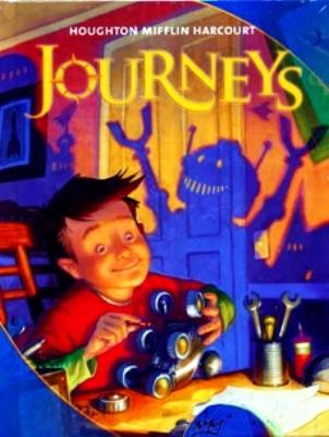 Journeys Reading Book